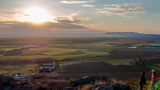 изгрев -село Кабиле
