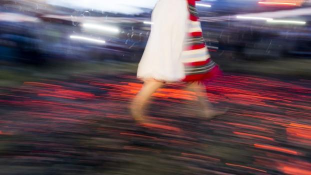 нестинарство - нестинарски танц - нестинари - село Българи 2017